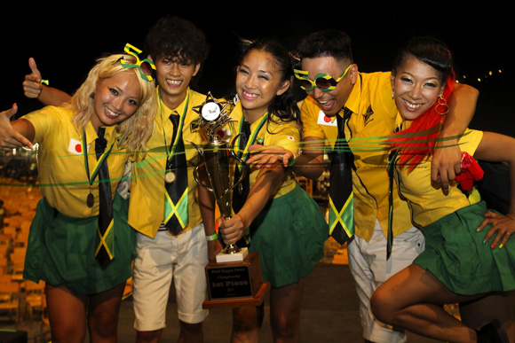 Japan Squad (World Reggae Dance Campionship Winner !!)