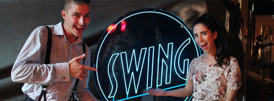 How to Change the World Through Swing Dancing
