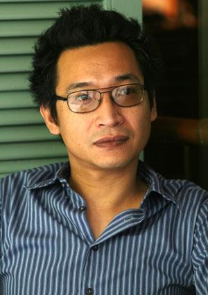 SeaWrite Award winner Uthit Haemamoon