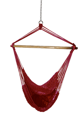hanging tree swing chair lay out hammock rope