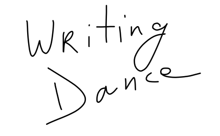 Writing dance choreography and sequences