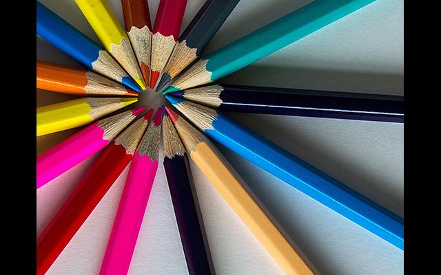 Bob Stokoe - Pencil Circle Bob Stokoe