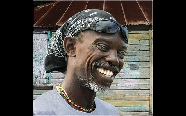 Ron Davies - Ron Davies Barbadian (Crop)
