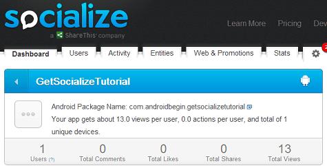 GetSocialize Open App
