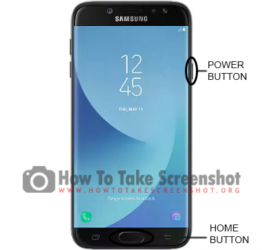 How to take Screenshot on Samsung Galaxy J6 (2018)