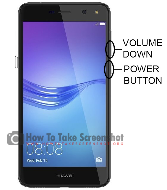 How to Take Screenshot on Huawei Ascend Gxr1