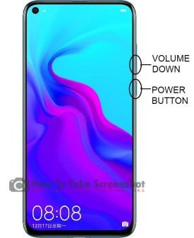How to Take Screenshot on Huawei Nova 4