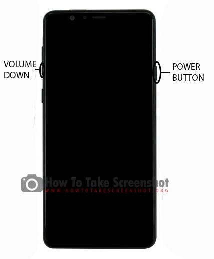 How to take Screenshot on Samsung Galaxy A9 Star Lite
