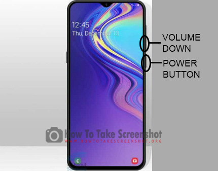 How to Take Screenshot on Samsung Galaxy M10