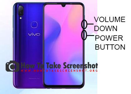 How to Take Screenshot on Vivo Z3