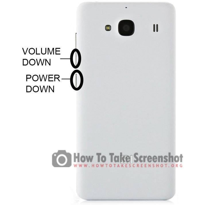 How to Take Screenshot on Xiaomi Mi 2