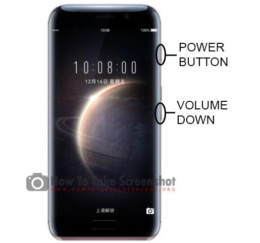 How to Take Screenshot on Huawei Honor Magic