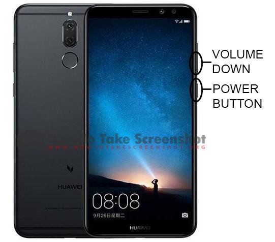 How to Take Screenshot on Huawei Y10
