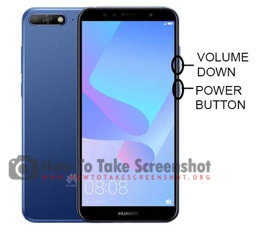 How to Take Screenshot on Huawei Y6