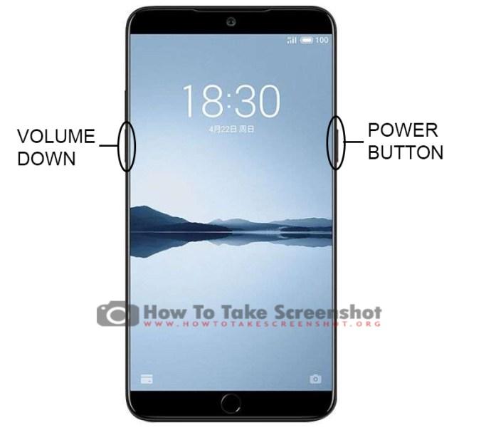 How to Take Screenshot on Meizu 15 Plus