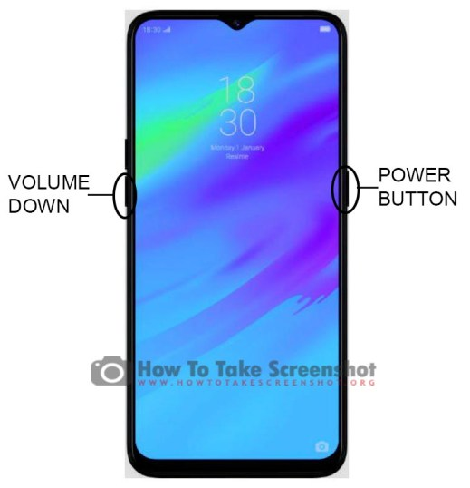 How to Take Screenshot on Oppo Realme 3