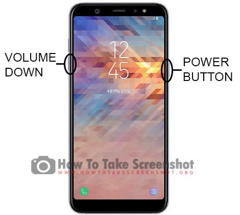 How to Take Screenshot on Samsung Galaxy Jean