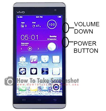 How to Take Screenshot on Vivo Y28