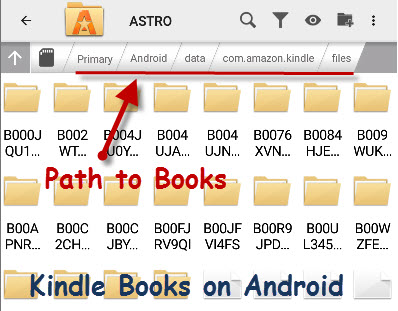 Kindle-Books-on-Android