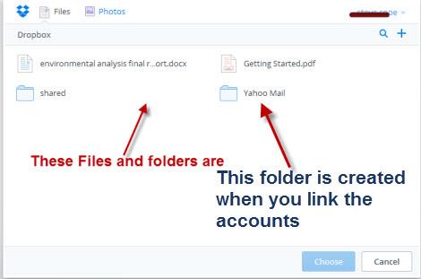Yahoo-dropbox-add-file