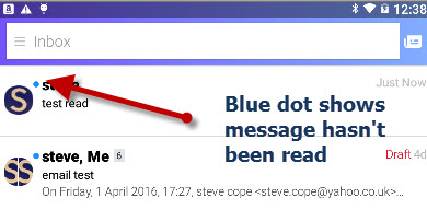 Yahoo-mobile-app-unread-email