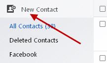 Yahoo-new-contact