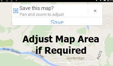 google-maps-offline-adjust