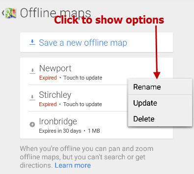 google-maps-offline-manage