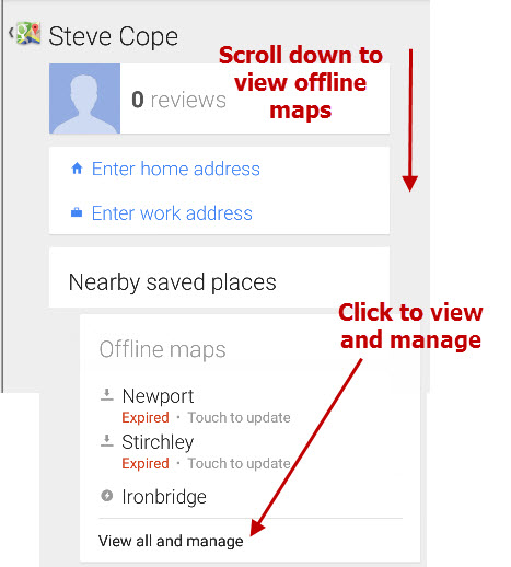 google-maps-offline-menu-places-maps