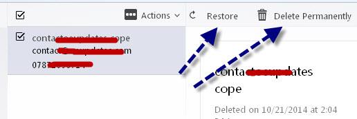 restore-delete-yahoo-contact