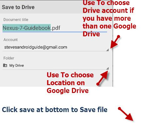 save-Google-drive