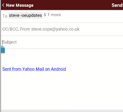 yahoo-android-email-subject