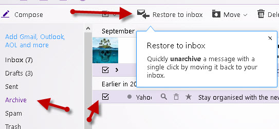 yahoo-mail-restore-arcived-messages