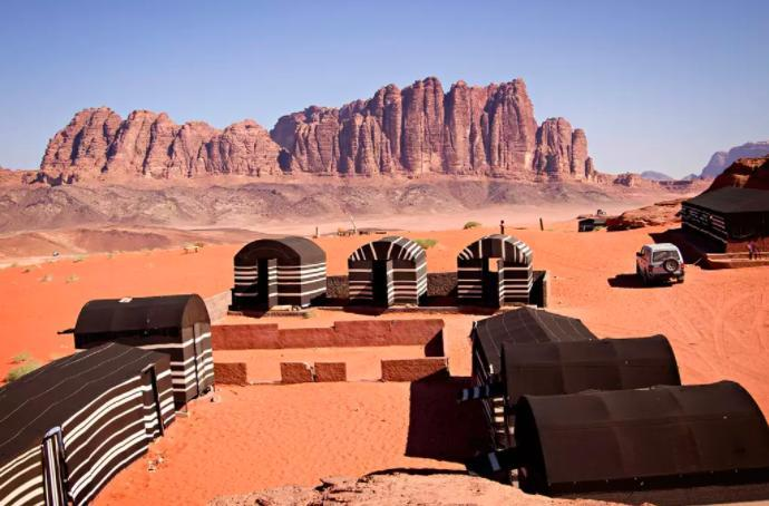 Bedowin Tent & C& In Ezuz