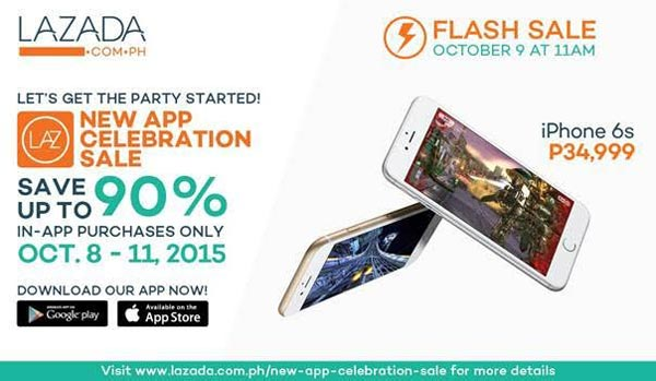 Lazada-iPhone-6s-and-a-PhP-99-sale-extravaganza2