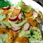 Fresh Fennel & Mandarin Salad