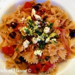 One Pot Greek Lemon Dill Pasta