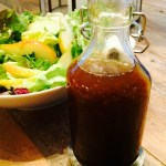 Honey Orange Balsamic Vinaigrette