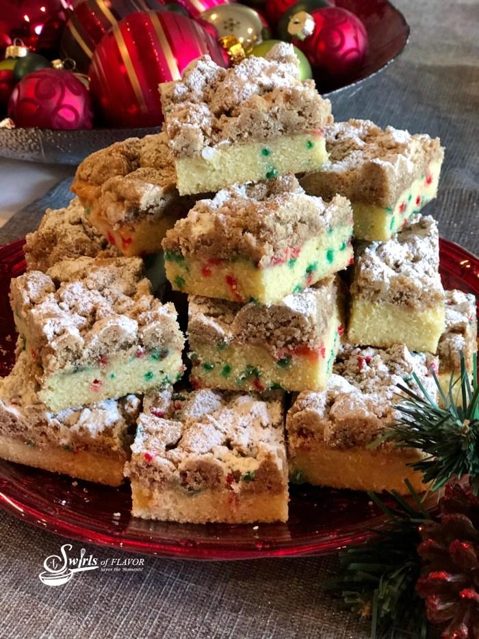 Christmas Crumb Cake