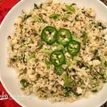 Jalapeno Lime Cauliflower Rice
