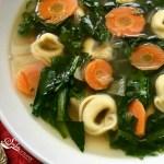 Grandma's Dandelion Soup