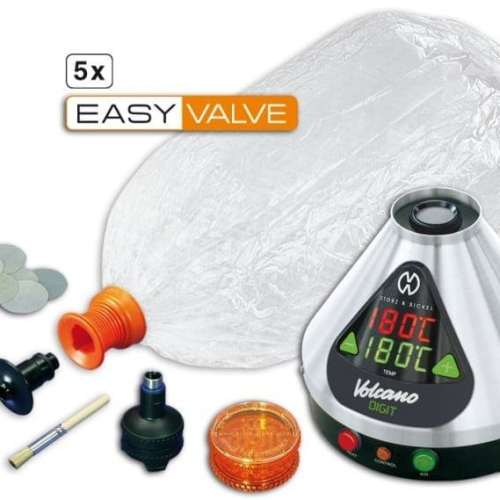Cannaliz volcano 01 dig ev digital volcano vaporizer w easy valve starter set 5 442 - Neoliz Hand disinfectant according to FOPH formula