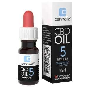 Cannaliz Huile CBD : 5% CBD