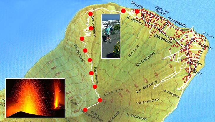 SwissEduc Stromboli Online Virtual Walks