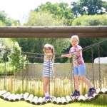 Swiss Farm - childrens play area