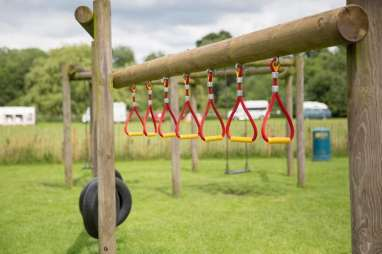 Swiss Farm - childrens play area