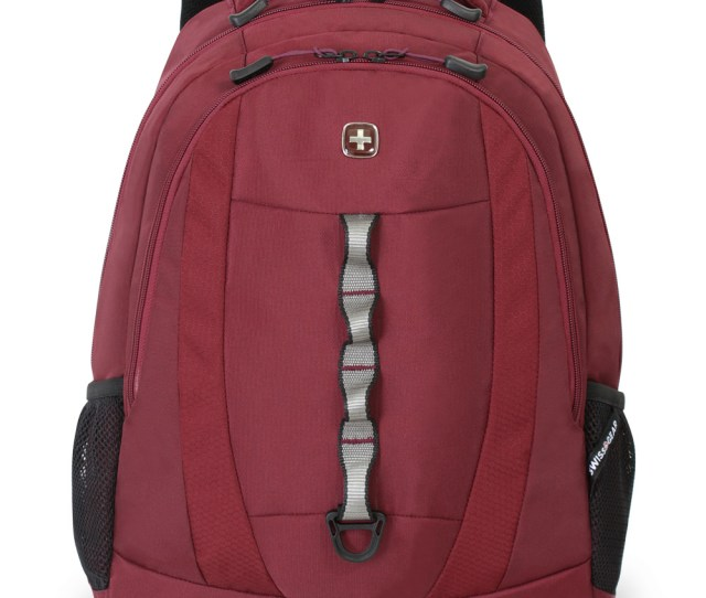 Swissgear  Backpack Front Panel D Ring Buckle Web Loops