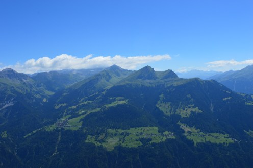 Montalin peak view