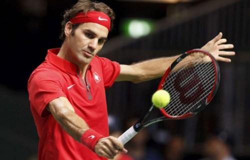 Roger Federer en Coupe Davis