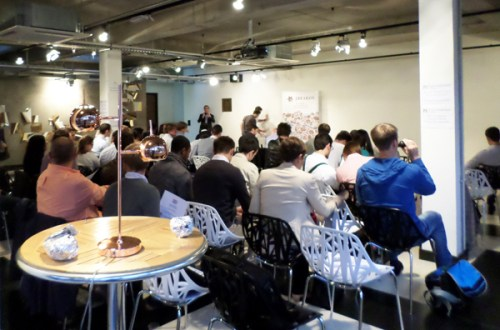 swiss startups in London